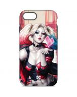 Harley Quinn Animated iPhone 8 Pro Case