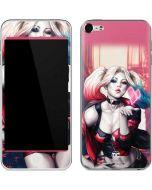 Harley Quinn Animated Apple iPod Skin