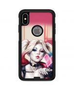 Harley Quinn Animated Otterbox Commuter iPhone Skin