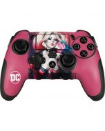 Harley Quinn Animated PlayStation Scuf Vantage 2 Controller Skin