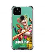 Harley Quinn Birds of Prey Google Pixel 5 Clear Case