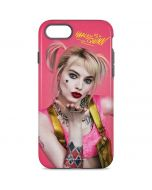 Harley Quinn Blowing Kisses iPhone 8 Pro Case