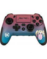 Harley Quinn Mad Love PlayStation Scuf Vantage 2 Controller Skin
