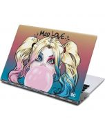 Harley Quinn Mad Love Yoga 910 2-in-1 14in Touch-Screen Skin