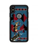 Harley Quinn Otterbox Commuter iPhone Skin