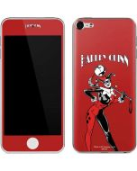 Harley Quinn Portrait Apple iPod Skin