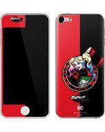 Harley Quinn Puddin Apple iPod Skin