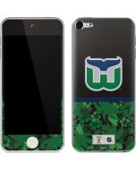 Hartford Whalers Retro Tropical Print Apple iPod Skin