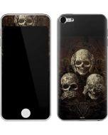 Hear Speak and See No evil Apple iPod Skin