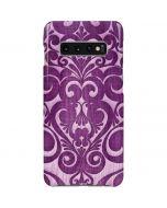 Heart Purple Galaxy S10 Plus Lite Case