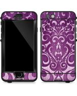 Heart Purple LifeProof Nuud iPhone Skin