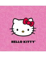 Hello Kitty Face Pink Nintendo Switch Joy Con Controller Skin
