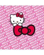 Hello Kitty Pink Bow Peek Surface Laptop Skin