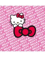 Hello Kitty Pink Bow Peek Xbox One Console Skin