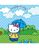Hello Kitty Rainy Day Nintendo Switch Joy Con Controller Skin