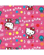 Hello Kitty Music Pattern Beats Solo 3 Wireless Skin