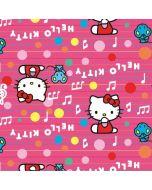 Hello Kitty Music Pattern Surface Laptop Skin