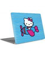 Hello Kitty Airplane Apple MacBook Air Skin