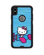 Hello Kitty Airplane Otterbox Commuter iPhone Skin