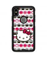 Hello Kitty Apples Otterbox Commuter iPhone Skin