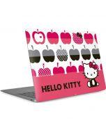 Hello Kitty Big Apples Apple MacBook Air Skin