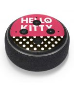Hello Kitty Bold Amazon Echo Dot Skin