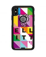 Hello Kitty Color Design Otterbox Commuter iPhone Skin