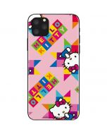 Hello Kitty Colorful iPhone 11 Pro Max Skin
