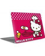 Hello Kitty Cooking Apple MacBook Air Skin