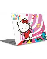 Hello Kitty Dancing Notes Apple MacBook Air Skin