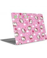 Hello Kitty Lollipop Pattern Apple MacBook Air Skin