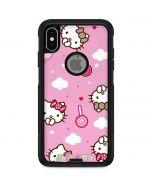 Hello Kitty Lollipop Pattern Otterbox Commuter iPhone Skin
