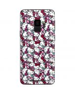 Hello Kitty Multiple Bows Galaxy S9 Skin