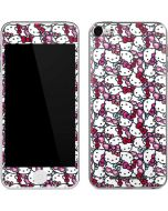 Hello Kitty Multiple Bows Apple iPod Skin