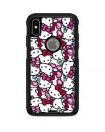 Hello Kitty Multiple Bows Otterbox Commuter iPhone Skin