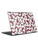 Hello Kitty Multiple Bows Pink HP Envy Skin