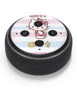 Hello Kitty Pastel Amazon Echo Dot Skin