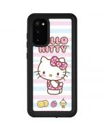 Hello Kitty Pastel Galaxy S20 Waterproof Case