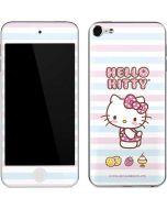 Hello Kitty Pastel Apple iPod Skin