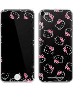 Hello Kitty Pattern Apple iPod Skin
