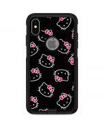 Hello Kitty Pattern Otterbox Commuter iPhone Skin