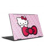 Hello Kitty Pink Bow Peek HP Envy Skin