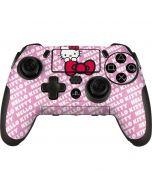 Hello Kitty Pink Bow Peek PlayStation Scuf Vantage 2 Controller Skin