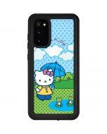 Hello Kitty Rainy Day Galaxy S20 Waterproof Case