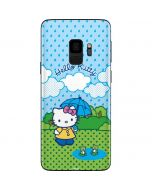 Hello Kitty Rainy Day Galaxy S9 Skin