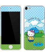Hello Kitty Rainy Day Apple iPod Skin