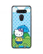 Hello Kitty Rainy Day LG K51/Q51 Clear Case