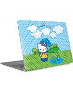Hello Kitty Rainy Day Apple MacBook Air Skin