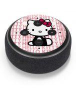 Hello Kitty Repeat Amazon Echo Dot Skin