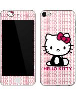 Hello Kitty Repeat Apple iPod Skin